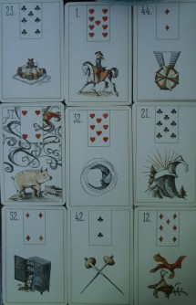 Lenormand 3x3 may 2016