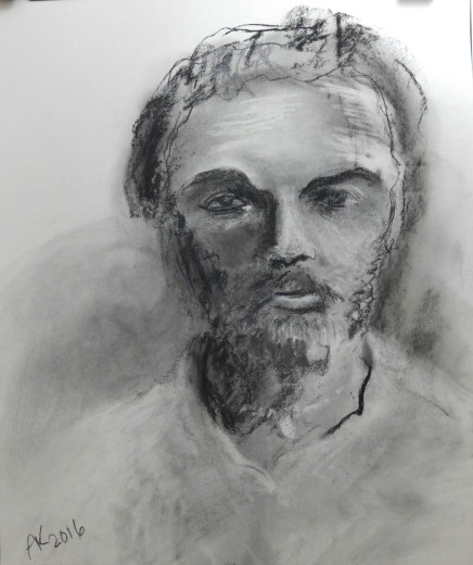 Walt Whitman 20 minute portrait