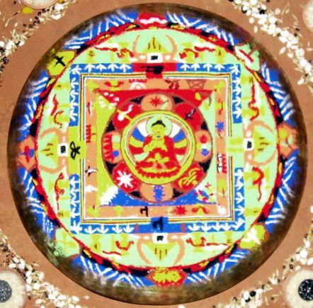 sand mandala death ritual